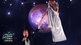 'Up Where We Belong' - Aerial Duet w/ Kristen Bell