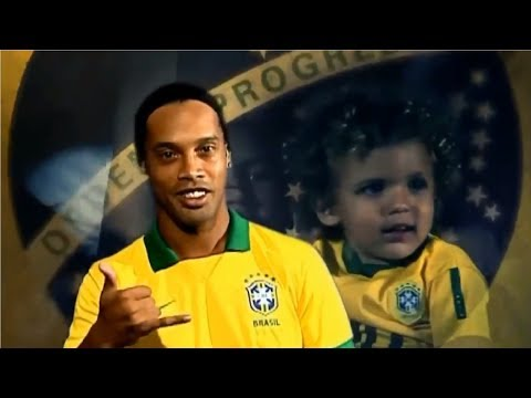 FIFA World Cup 2014 Brazil - Ronaldinho, Joga Bonito
