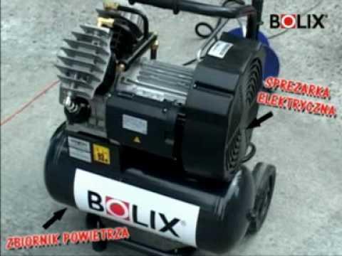 Bolix Deco - nakładanie masy pistoletem