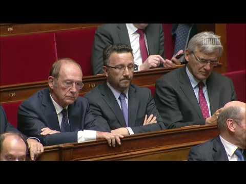 M. Yves Nicolin - Emploi des travailleurs détachés