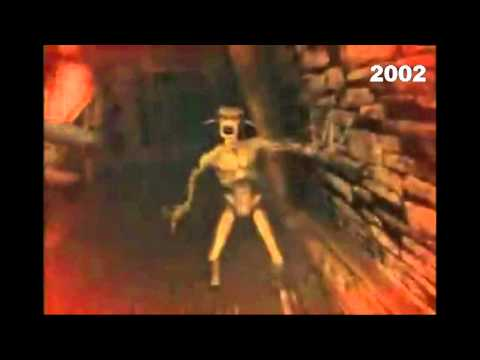 The Elder Scrolls (1994-2011), This video is an example of development of video games as medium - not only games itself (technical progres), but also the presentation of new games (aka tra...