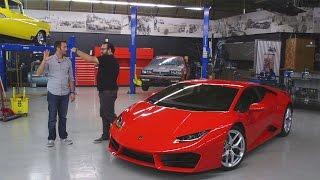 Just Showed Up: '17 Lamborghini Huracan LP 580-2 (w/Jonny Lieberman) – Daily Fix Free Episode!. MotorTrend.
