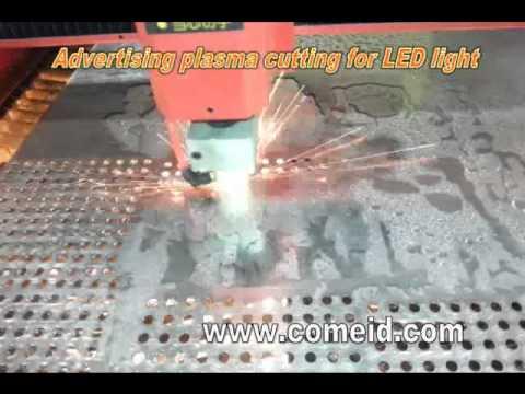 COMEID LED Light CNC Plasma Cutter