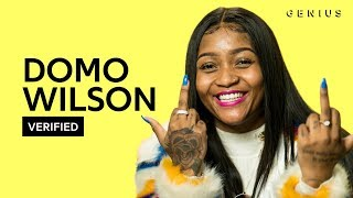 """Domo Wilson """"I Wish I Never Met You"""" Official Lyrics & Meaning 