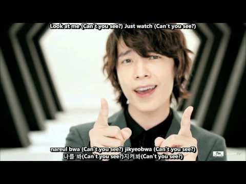 Super Junior M - Super Girl MV [English subs + Romanization + Hangul] 1080p