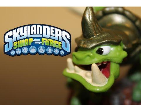 Hình ảnh trong video Skylanders Swap Force - Slobber Tooth