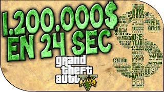 ARGENT ILLIMITE (1,200,000 $ EN 24 SECONDES) APRES PATCH 1