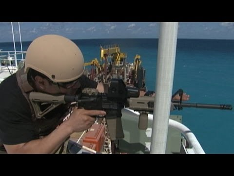 Hidden War Between American Mercenaries, Somali Sailors