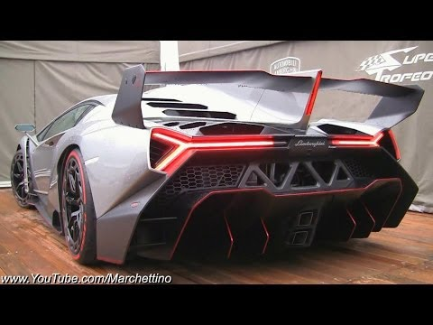 BEST of Supercar Sounds 2013!