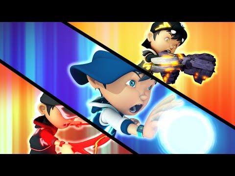 BoBoiBoy Musim 3 Episod 2 Promo HD