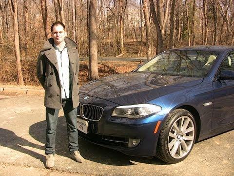 Тест-драйв BMW 750Li xDrive 5-е поколение