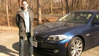 New BMW 5 Series Test Drive & Review videos