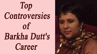 Barkha Dutt resigns: Here are top controversies of her car..
