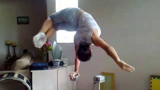 Amazing Hand Balancing