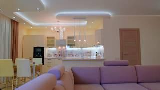 Ремонт двухкомнатной квартиры в ЖК Да Винчи
