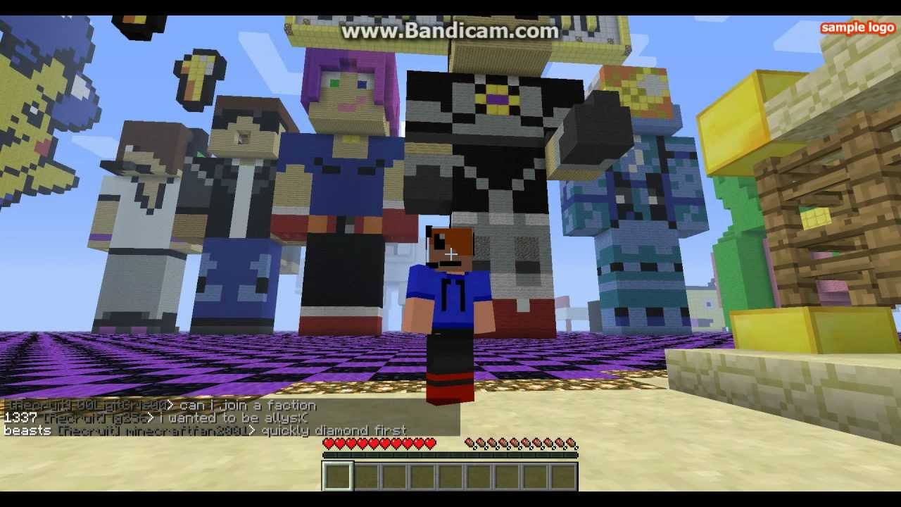 Minecraftuniverse and skydoesminecraft and deadlox