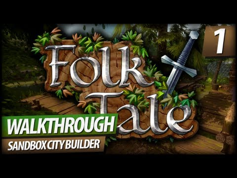 Folk Tale Walkthrough Gameplay - PART 1 | First Look & Impressions (Commentary)
