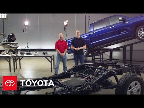 Watch and learn as the Tundras chief engineer Mike Sweers answers AutoGuide forum questions about the 2014 Tundras powertrain and fuel economy. To learn more, go to http://www.toyota.com/tundra.