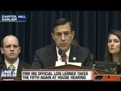 IRS Scandal - Lois Lerner Pleads the 5th, Requests Immunitiy,...