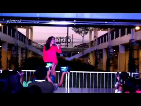 Angeline Quinto - Medley - District Mall Dasma