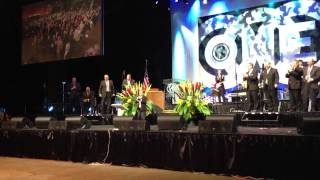 Kanon Preaching at General Conference 2012
