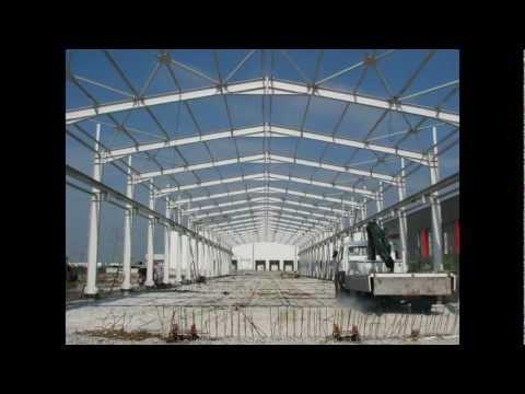 metallion Βιομηχανικά Κτίρια www.metallio.gr.wmv