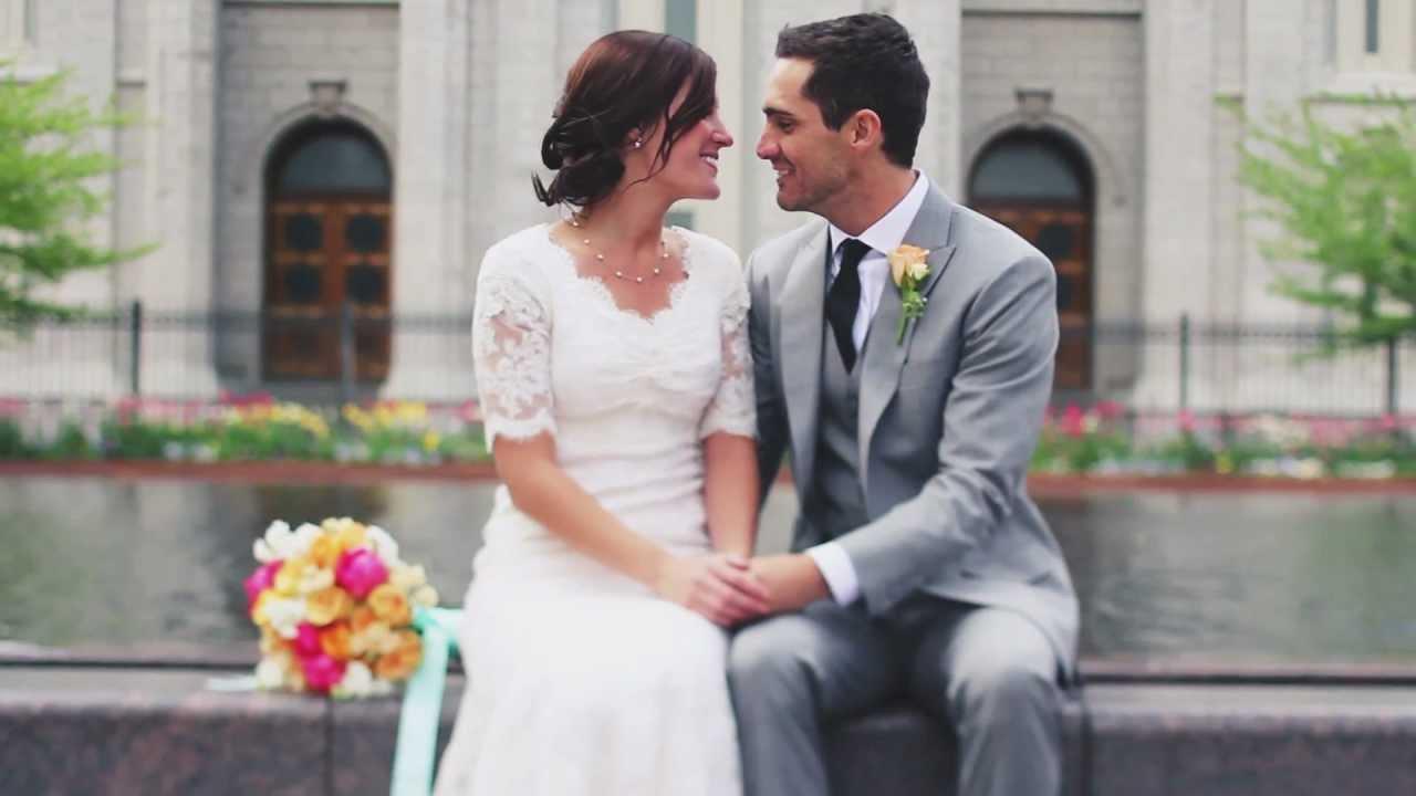 utah wedding videography kevin katie salt lake city