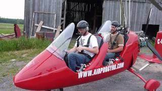 Gyrocoptere MTO-Sport, autogyro