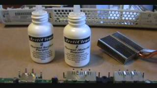 How To Clean The Xbox 360 Heat Sinks Repair Tutorial
