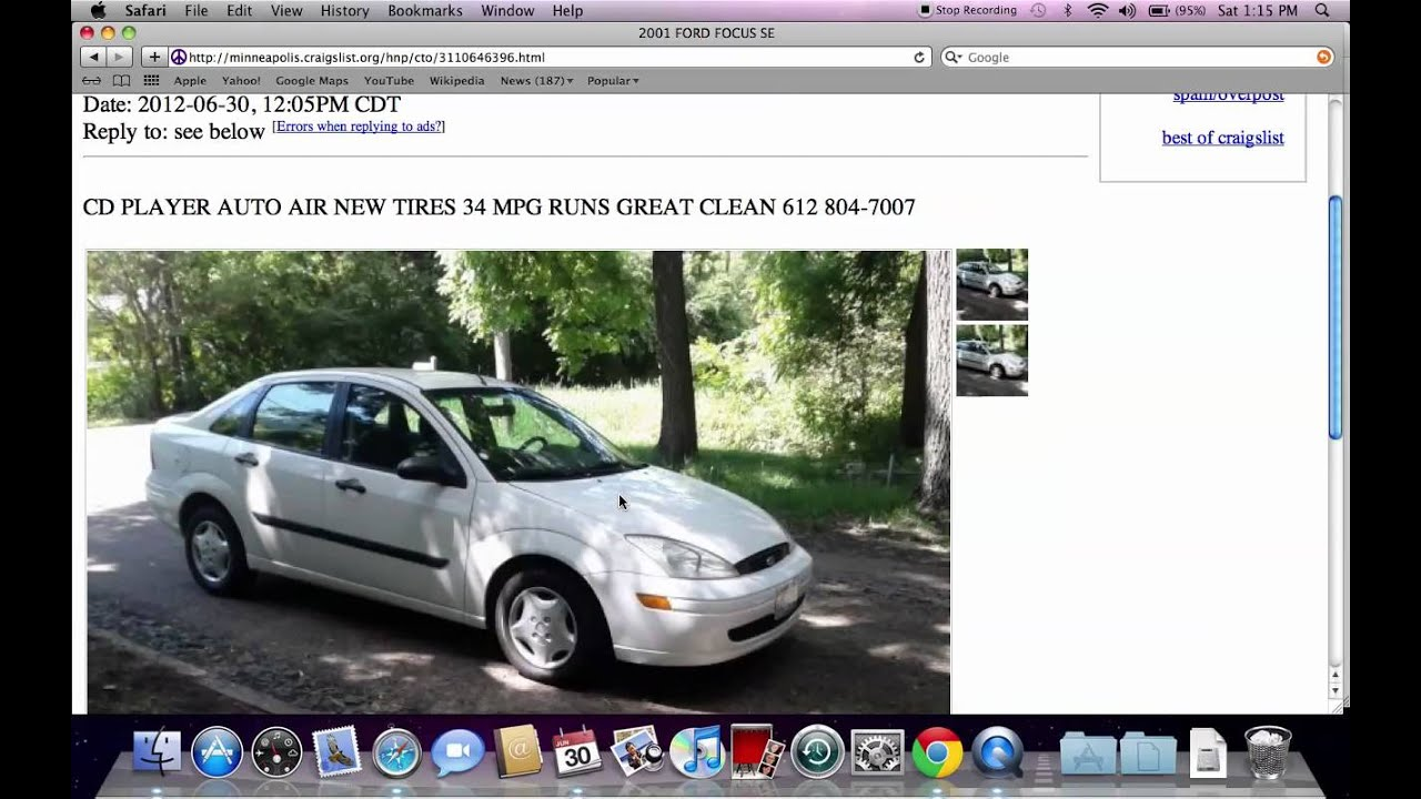 Craigslist St Paul Mn Cars By Owner