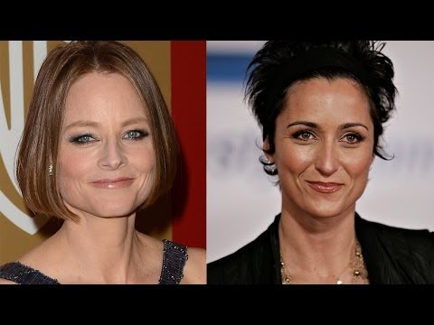 Jodie Foster Marries Alexandra Hedison
