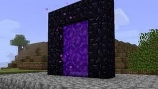 Minecraft Xbox 360 Editon: How To Make A Nether World Portal
