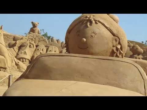Fiesa - Festival de Esculturas em Areia 2013