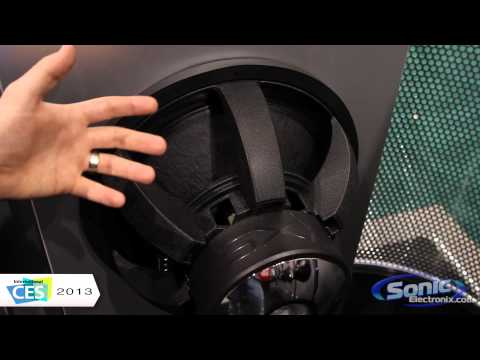 RE Audio SXX V2 Car Subwoofers | CES 2013