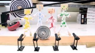 2D Photography Rube Goldberg