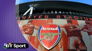 Premier League Preview:Arsenal v Manchester United | #BTSport