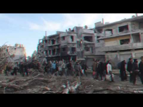 Syria conflict UN concerned over Homs detentions - 11 February 2014