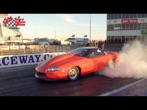 Fastest All Motor LS Camaro - SAM Racing