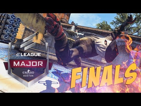 CS:GO - ELEAGUE Boston 2018 Highlights | Semifinals & Grand final