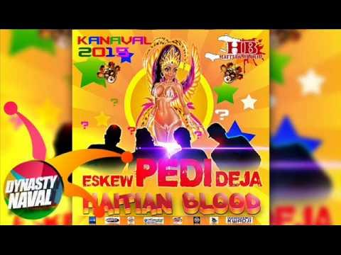 Haitien Blood Kanaval 2015 Eskew Pedi Deja