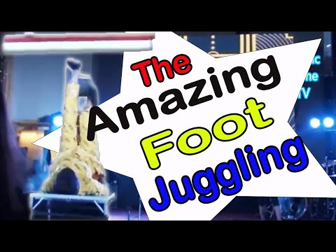 Mystic Mime Artist Acrobat Does the Ultimate Juggling Act in Manila Philippines,  Others: Magician