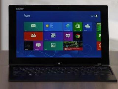 Primer vistazo: la Sony Vaio Tap 11, más delgada y ligera que la Surface Pro 2