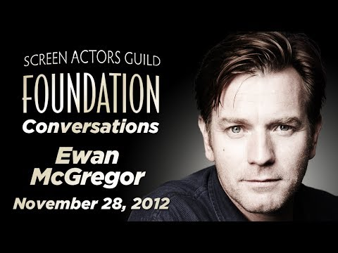 Conversations with Ewan McGregor
