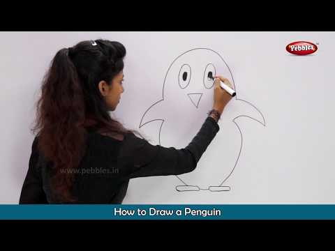How to Draw Birds For Children Part 3 | Learn Drawing Step By Step For Beginners | Draw Birds