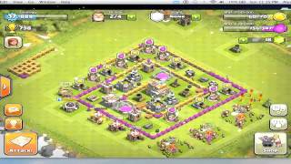 Clash Of Clans Best Town Hall Level 6 Setup