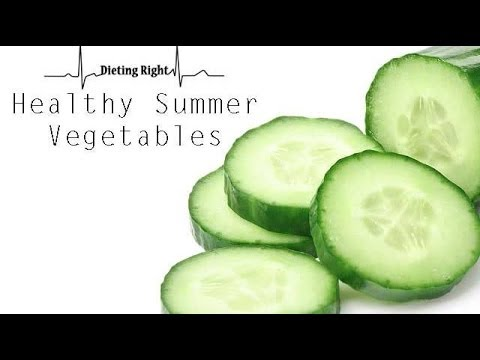 Healthy Summer Vegetables