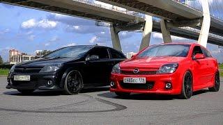 Opel Astra OPC на 300 лошадей. Константин Заруцкий (Академег)