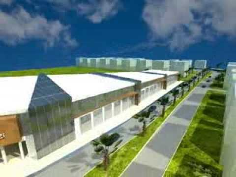 3d architect animation