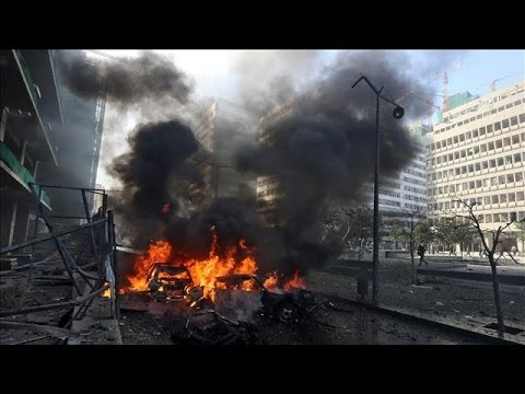 Car Bomb Rips Through Beirut, and More