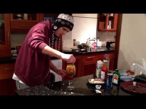 'Neknomination' drinking game: -samuola123